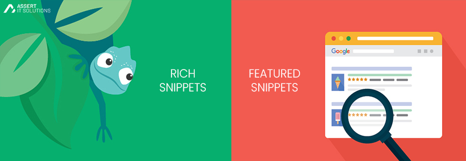 Feature Snippet vs Rich Snippet vs Rich Answers vs Knowledge Graph