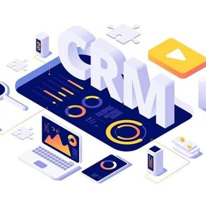 CRM Software as a Solution-min