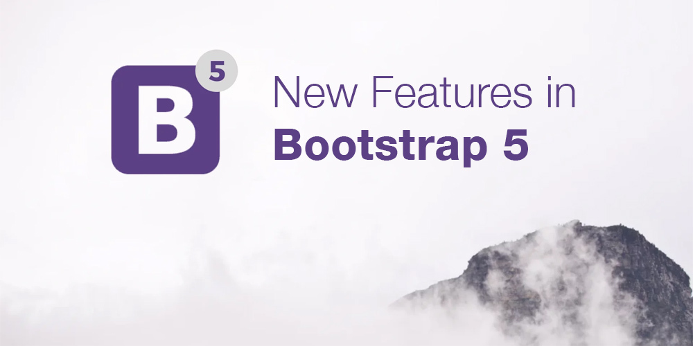 New Features in Bootstrap 5