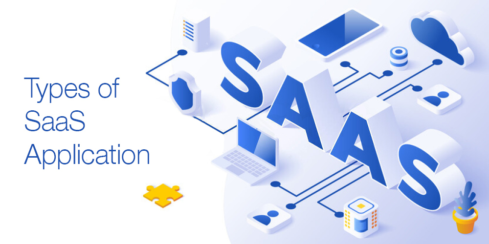Types of SaaS Application