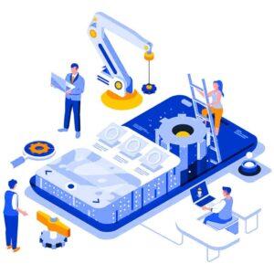 We Keep Room for Customization & Scalability-min