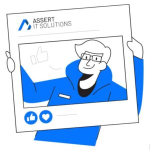 Why choose to Assert IT Solutions for Social Media Marketing Services-min
