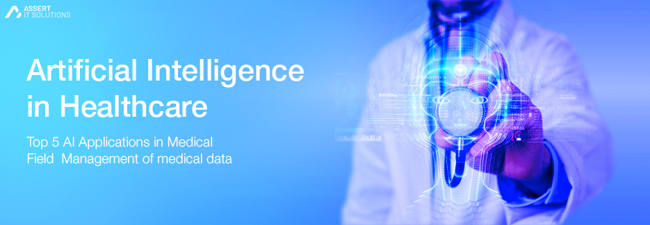 Artificial Intelligence in Healthcare/Medicine - Role, Benefits and Impacts